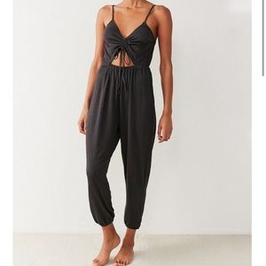 out from under elsie cinched cut out romper